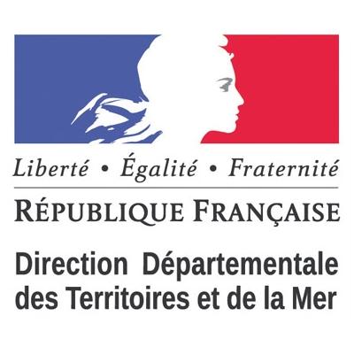 Logo DDTM 62