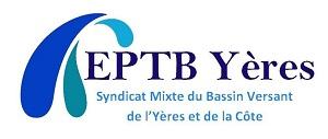 Logo Syndicat mixte du bassin versant de l'Yères et de la côte