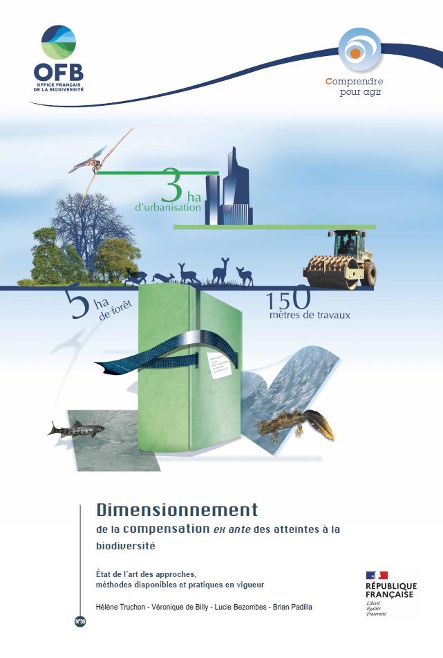 OFB dimensionnement compensation biodiversité